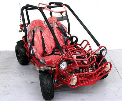 Best Go Karts Kandi KD-150GKC-2 Go Kart