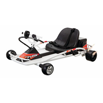 Best Electric Go Karts for Teenagers Razor Ground Force Drifter Fury