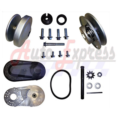 "Best Go Kart Kits AutoExpress 1"" Torque Converter Kit"