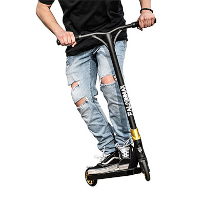 Best Scooters for Skatepark INDUXPERT Pro Trick Scooter