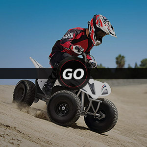 Razor 500 DLX Dirt Quad Bike Review